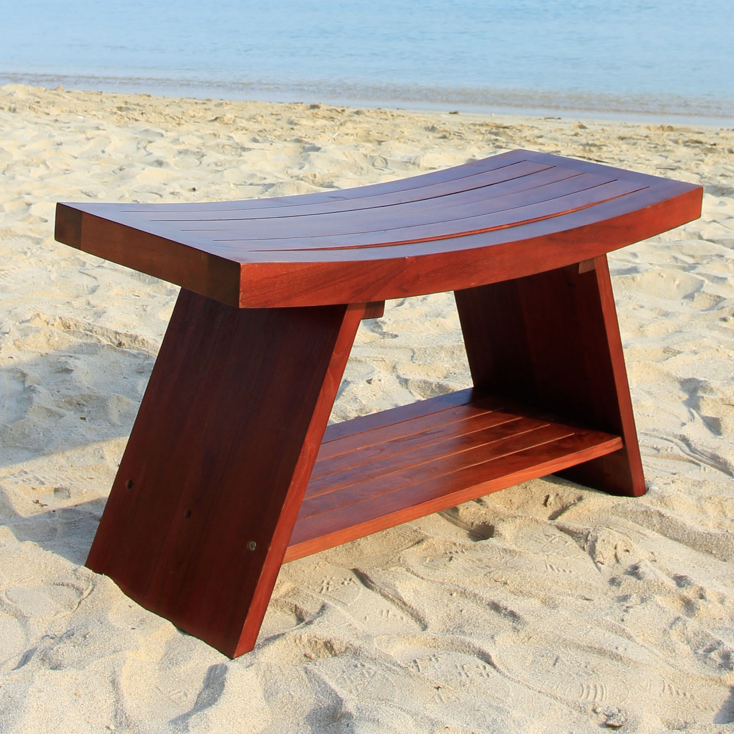 teak asia shower bench 35
